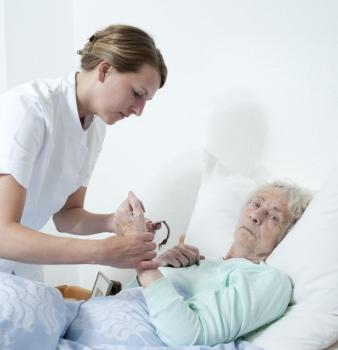 Anzahl der Pflegebedürftigen nimmt stark zu